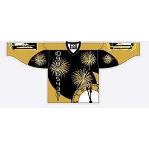 New Years Hockey Jersey Shirt