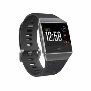 Fitbit Ionic Watch - Charcoal - Smoke Gray