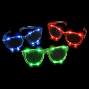 Light-up Jumbo Sunglasses (Assorted)