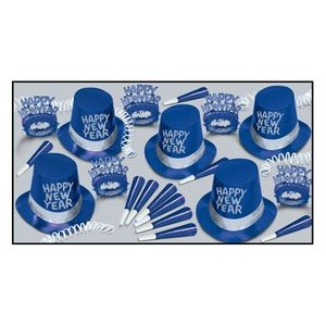 Blue Ice Party Kit for 50 People